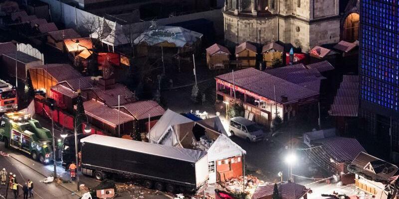 Terroranschlag am Breitscheidplatz - Foto: Bernd von Jutrczenka