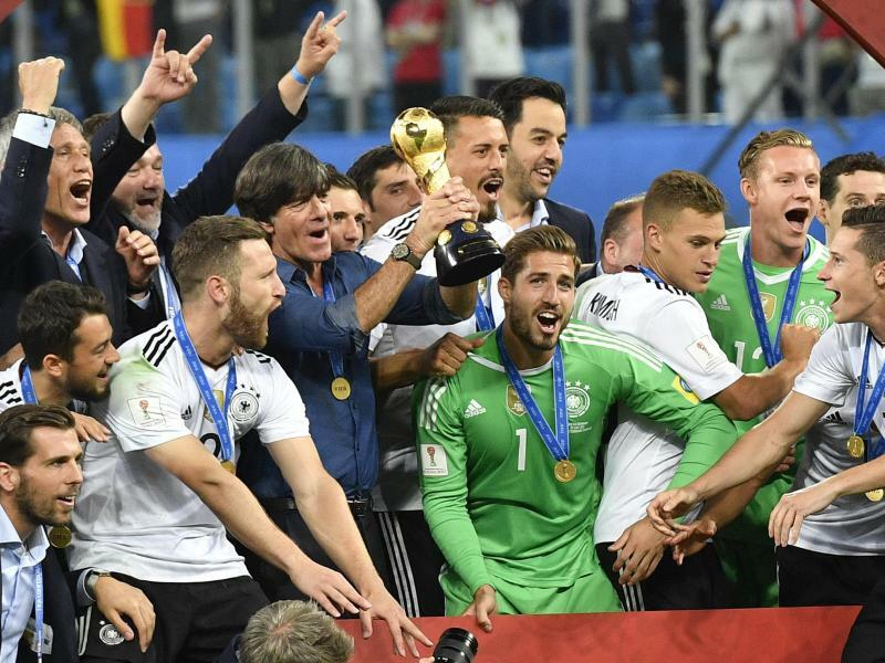 Confed-Cup-Sieger - Foto: Martin Meissner