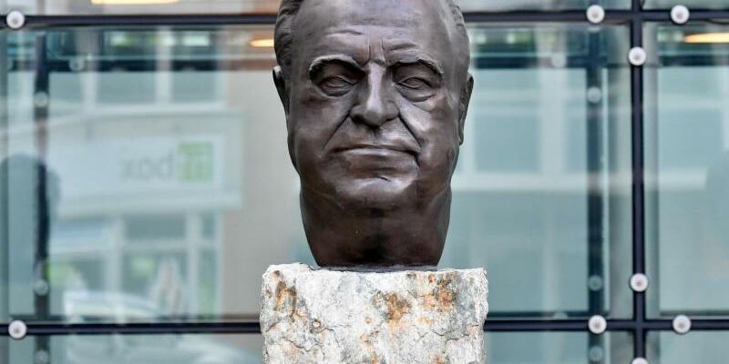 Helmut Kohl - Foto: Paul Zinken