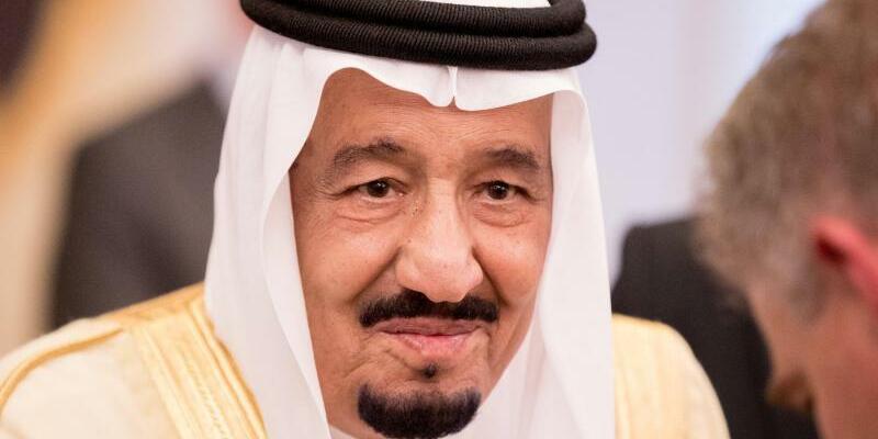 König Salman - Foto: Kay Nietfeld