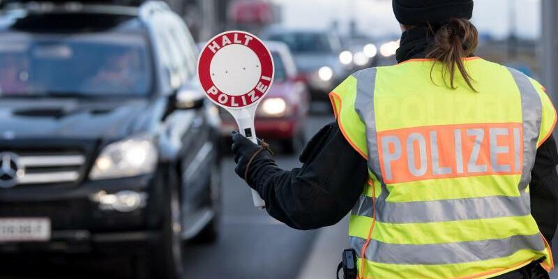 Grenzkontrolle - Foto: Sven Hoppe