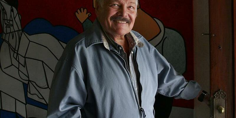 José Luis Cuevas - Foto: Marco Ugarte