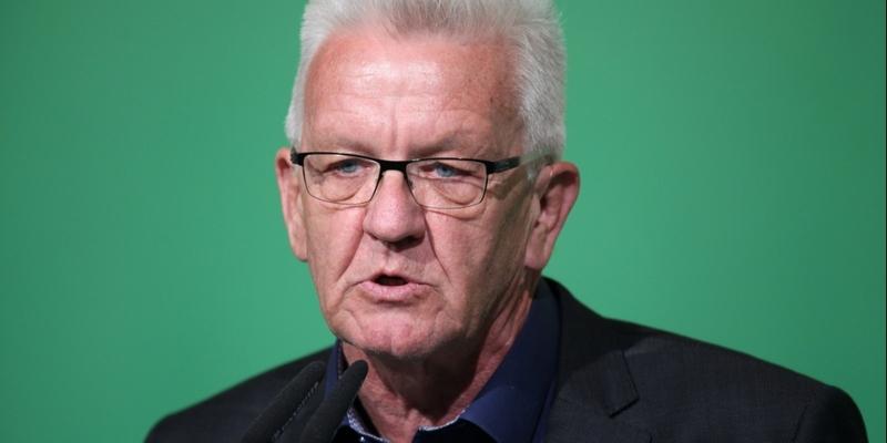 Winfried Kretschmann - Foto: über dts Nachrichtenagentur