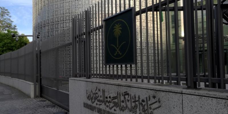 Botschaft von Saudi-Arabien in Deutschland - Foto: über dts Nachrichtenagentur