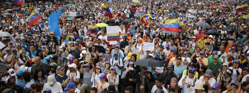 Proteste - Foto: Ariana Cubillos