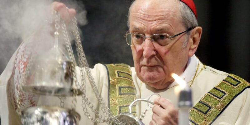 Kardinal Joachim Meisner - Foto: Oliver Berg
