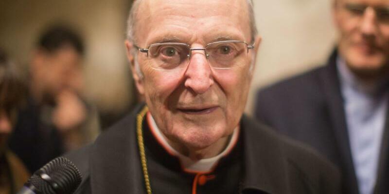 Kardinal Joachim Meisner - Foto: Michael Kappeler