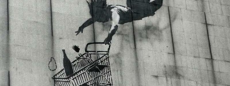 Banksy - Foto: Jacqueline Rother