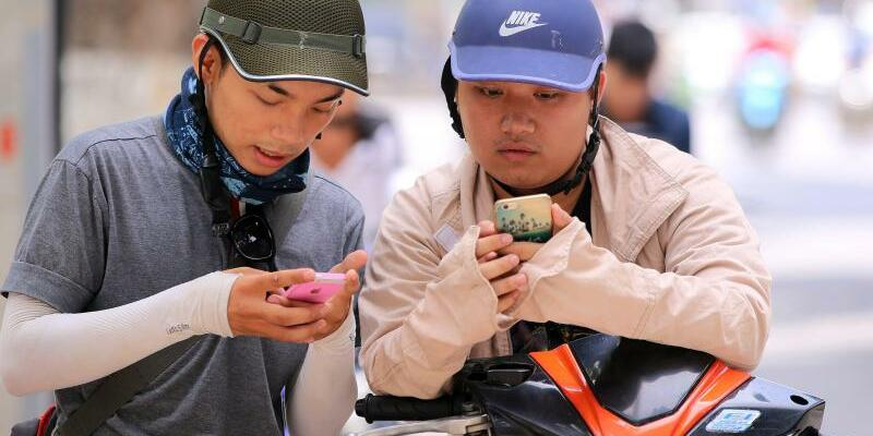 Pokemon Go in Hanoi - Foto: Luong Thai Linh