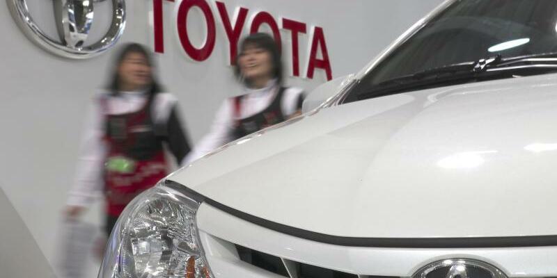 Toyota - Foto: Shizuo Kambayashi/Illustration