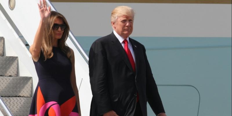 Donald Trump in Hamburg am 06.07.2017 - Foto: über dts Nachrichtenagentur