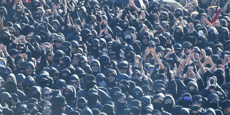 Protest - Foto: Boris Roessler