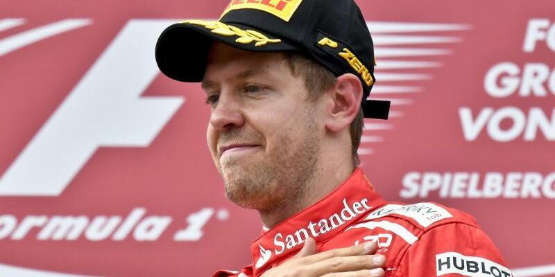 Sebastian Vettel - Foto: Herbert Neubauer