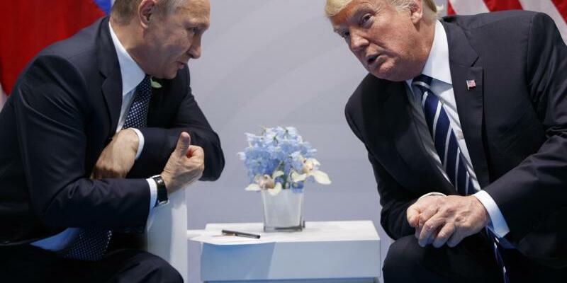 Trump trifft Putin - Foto: Evan Vucci