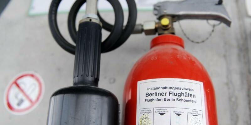 Flughafen-Brandschutz - Foto: Maurizio Gambarini