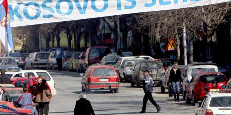 «Kosovo ist Serbien» - Foto: Valdrin Xhemaj
