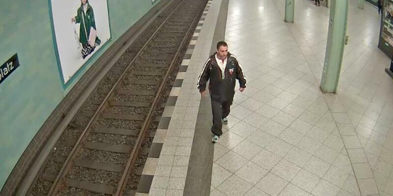 Verdächtiger - Foto: Polizei Berlin