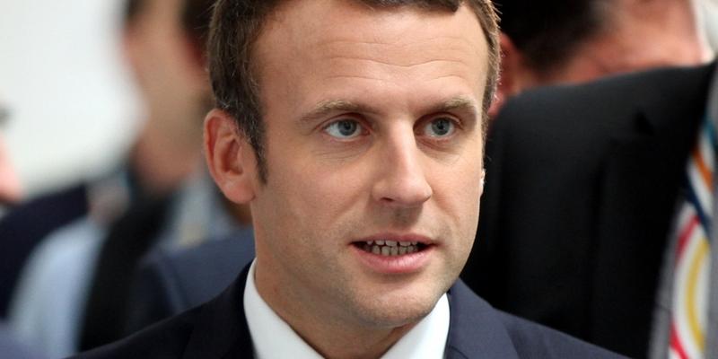 Emmanuel Macron - Foto: über dts Nachrichtenagentur