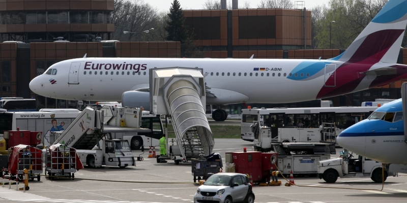 Eurowings - Foto: über dts Nachrichtenagentur