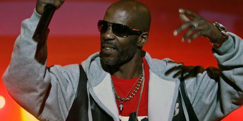 Rapper DMX - Foto: Für seine Freilassung musste der Rapper eine Kaution von 500 000 Dollar hinterlegen. Foto:Rafal Guz