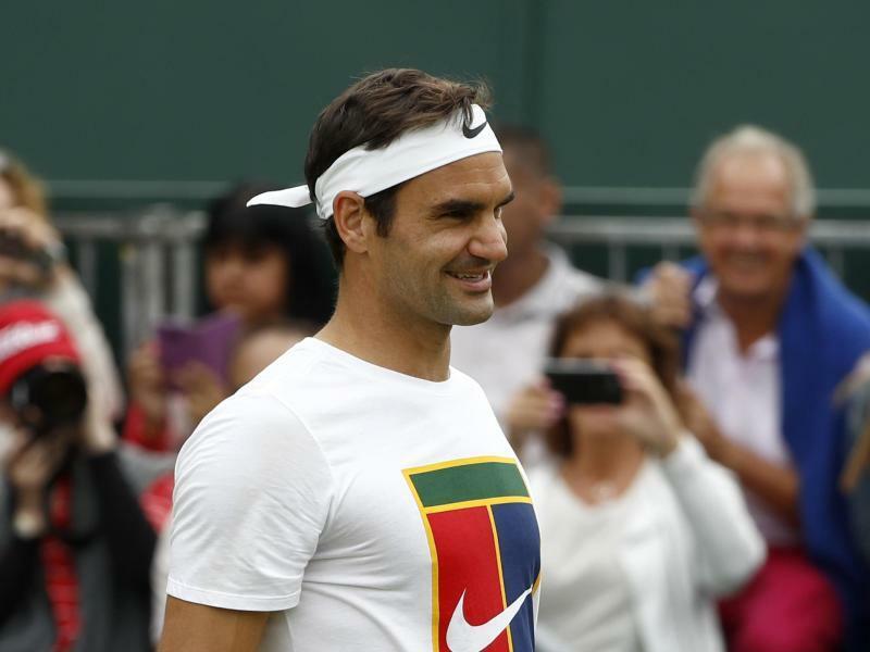 Roger Federer - Foto: Peter Klaunzer