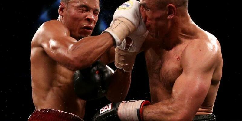 WM-Fight - Foto: Pa Wire