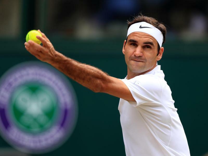 Roger Federer - Foto: Adam Davy