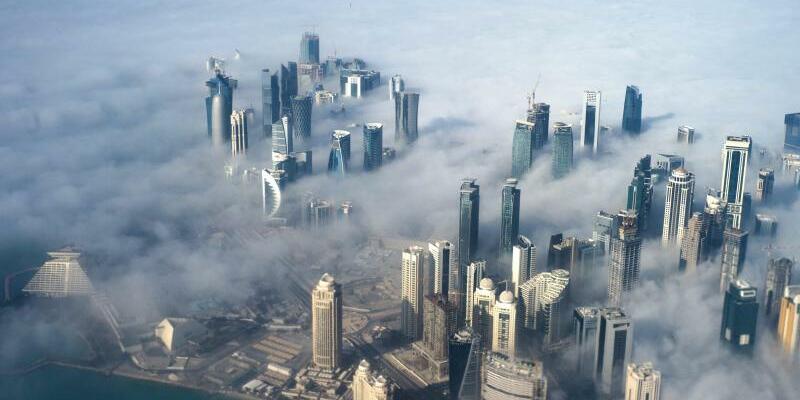 Doha, Katar - Foto: Yoan Valat/Illustration