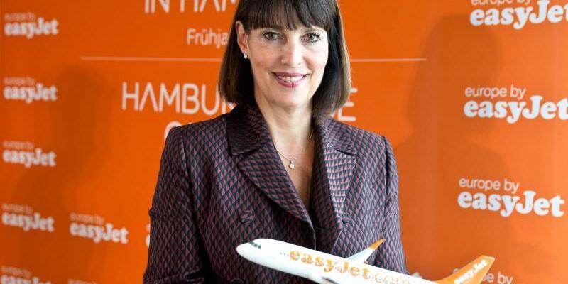 Easyjet-Chefin Carolyn McCall - Foto: Carolyn McCall