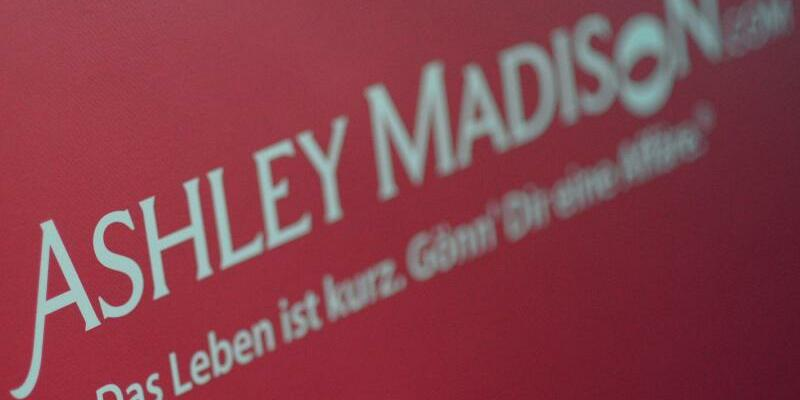 Ashley Madison - Foto: Britta Pedersen/Archiv