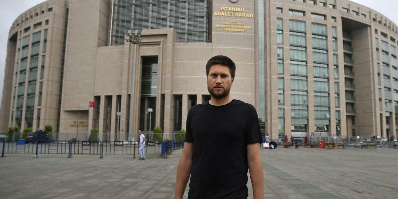 Gerichtsgebäude - Foto: Lefteris Pitarakis/AP