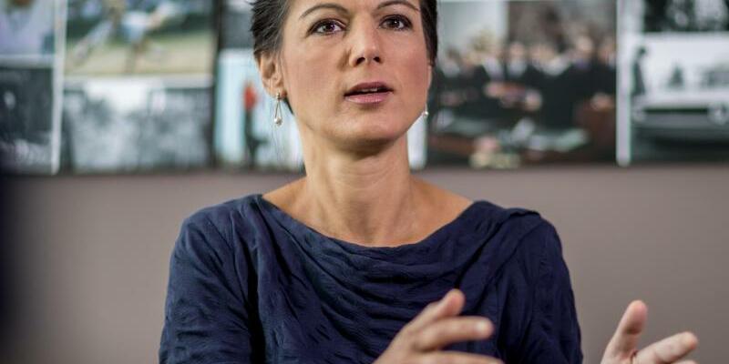 Sahra Wagenknecht - Foto: Michael Kappeler