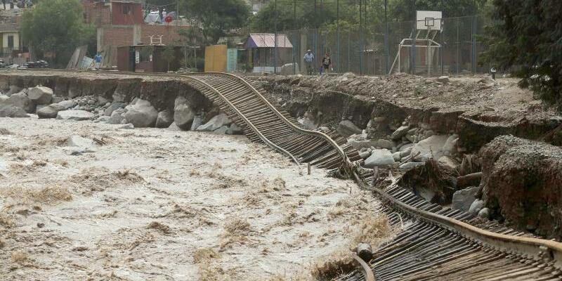 Überschwemmungen in Peru - Foto: Martin Mejia