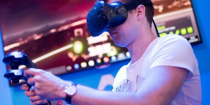 Spielemesse Gamescom - Foto: Aktuell erwarten die Veranstalter der Gamescom mehr als 900 Aussteller, ein Plus von 20 Prozent. Foto:Marius Becker