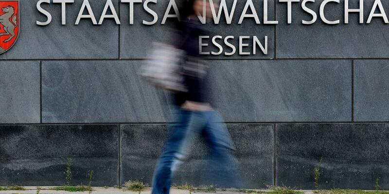 Staatsanwaltschaft Essen - Foto: Volker Hartmann/Illustration