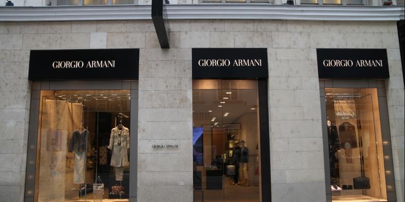 Giorgio Armani - Foto: über dts Nachrichtenagentur