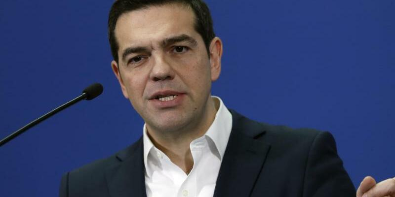 Alexis Tsipras - Foto: Darko Vojinovic