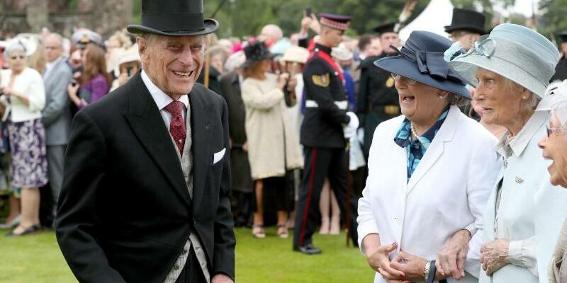 Prinz Philip - Foto: Jane Barlow