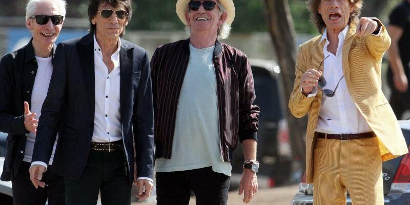 Rolling Stones - Foto: Elvis Gonzalez
