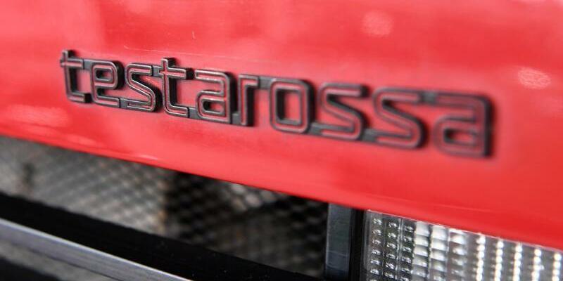 Ferrari Testarossa - Foto: Uli Deck