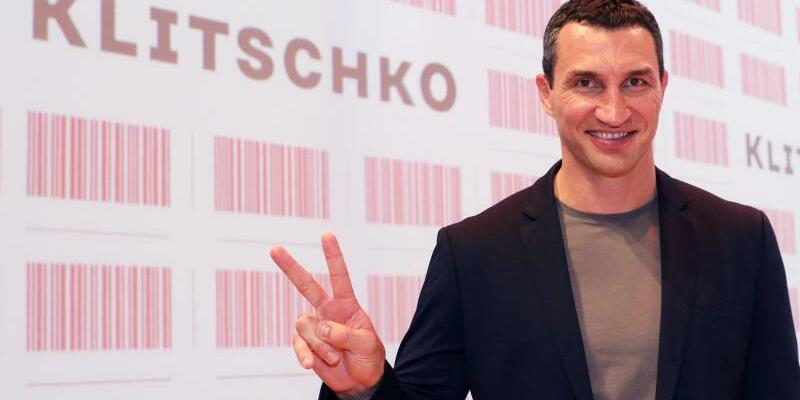 Wladimir Klitschko - Foto: Christian Charisius