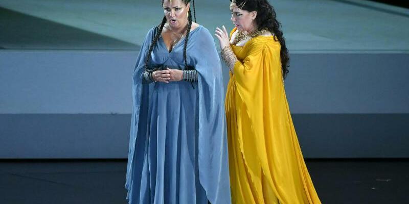 Salzburger Festspiele 2017 - Aida - Fotoprobe - Foto: Barbara Gindl
