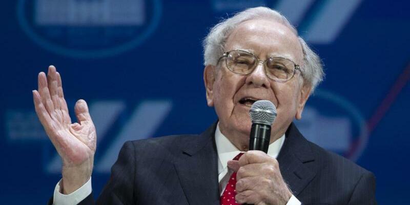 Warren Buffett - Foto: Cliff Owen/Archiv