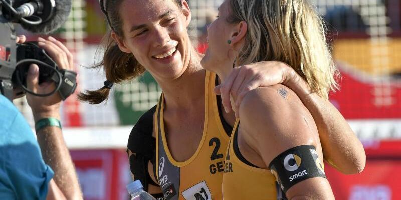 Weltmeisterinnen - Foto: Herbert Neubauer