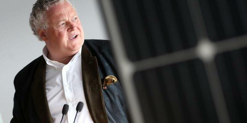 Solarworld - Frank Asbeck - Foto: An der Spitze der neuen Gesellschaft steht der einstige Solarworld-Gründer Frank Asbeck. Foto:Oliver Berg