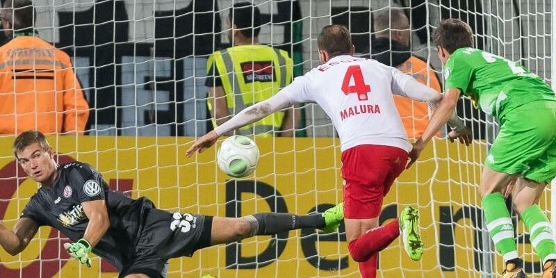 Rot-Weiss Essen - Borussia Mönchengladbach - Foto: Guido Kirchner