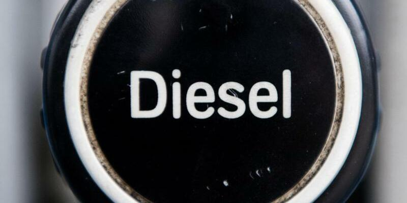Dieselzapfhahn - Foto: Marijan Murat