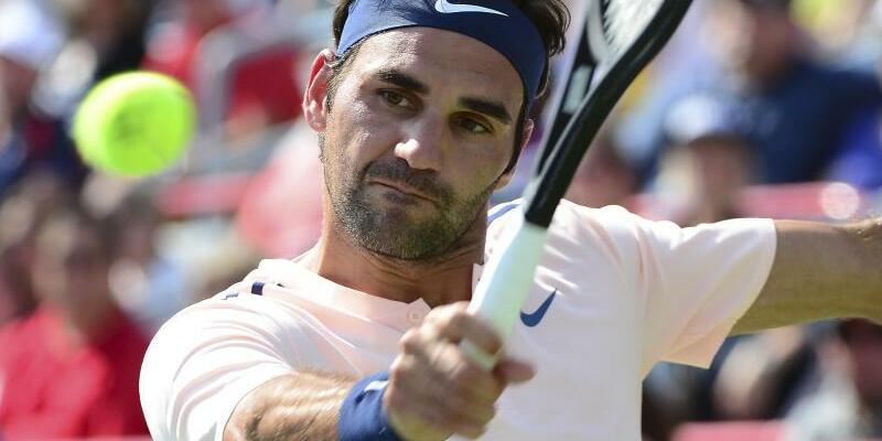 Roger Federer - Foto: Paul Chiasson