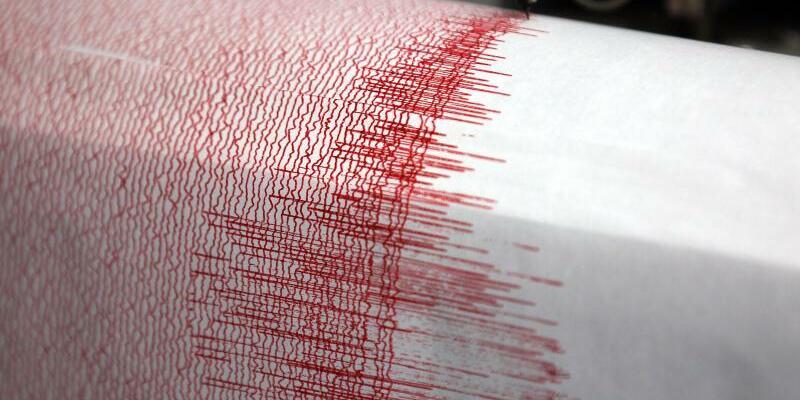 Seismograph - Foto: Oliver Berg