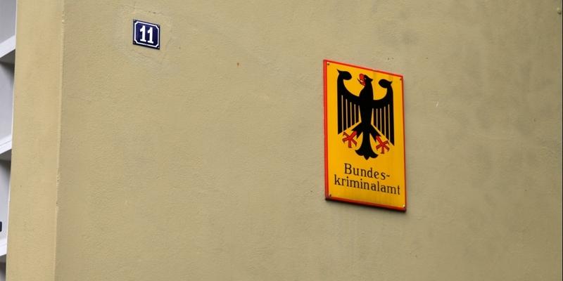 Bundeskriminalamt - Foto: über dts Nachrichtenagentur